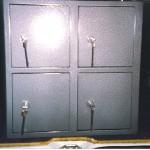 4 compartment gun safes
