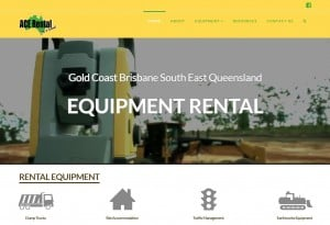 New website for Ace Rental